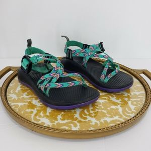 Chaco Z Cloud X Sandals Girls Size 3 Strappy